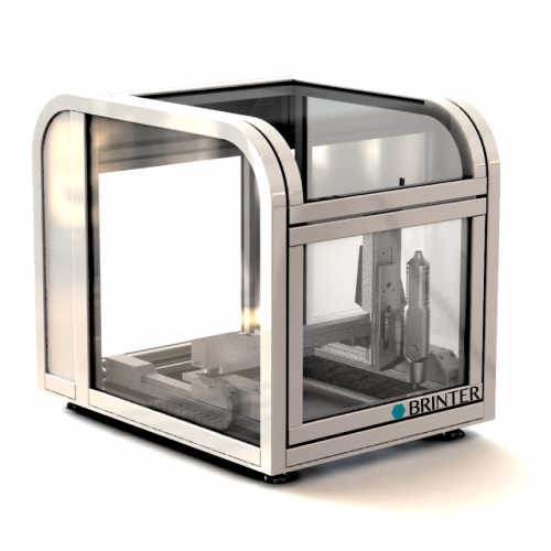 BRINTER LOGO - brinter 3d bioprinter - bioprinting_Purchase Brinter 1 - Revolutionary Bioprinter - Bioprinter Price and Modules - Bioprinter companies