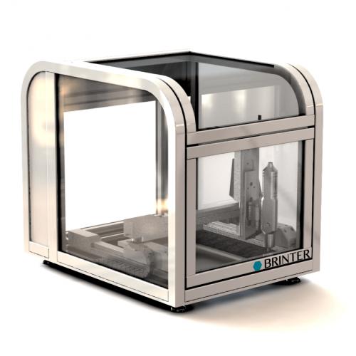 BRINTER LOGO - brinter 3d bioprinter - bioprinting_Purchase Brinter 1 - Revolutionary Bioprinter - Bioprinter Price and Modules - Bioprinter companies