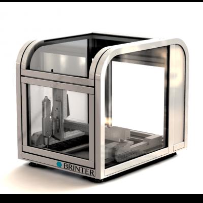 Bioprinters by Brinter - Brinter 1 - Modular 3D Bioprinter and Dispensing Heads - Purchase Brinter 1 - Revolutionary Bioprinter - Bioprinter Price and Modules