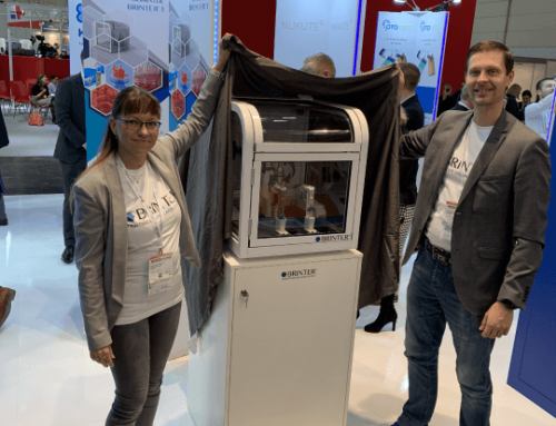 Brinter unveils the first truly scalable 3D bioprinter – Brinter 1