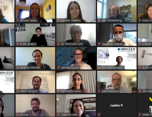 RESTORE Project's General Assembly Went Virtual