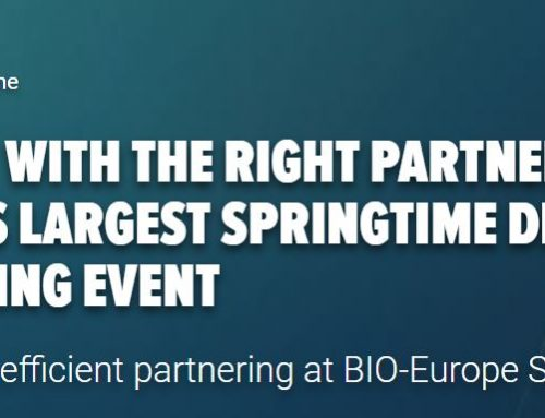 Come Meet Brinter at Bio-Europe 22.3.-25.3.2021